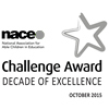 NACE Challenge Award - Decade of Excellence